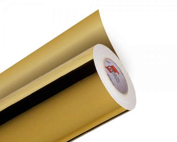 ORACAL® 352 Print Polyester - beidseitig Glanzgold -