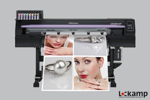 Mimaki CJV150-107 Print&Cut System