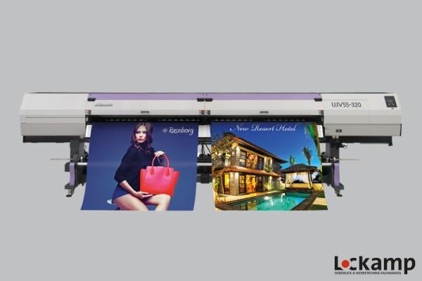 Mimaki UJV55-320 UV Inkjet Drucker