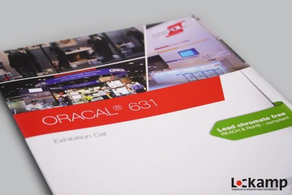 Farbkarte ORAFOL ORACAL 631