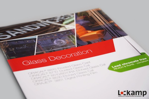 Farbkarte ORACAL/ORAJET Glass Decoration