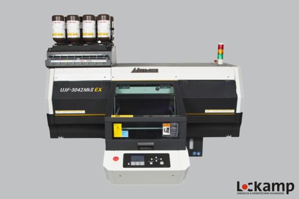 Mimaki UJF-3042MKII EX UV Inkjet Drucker