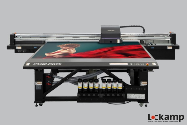 Mimaki JFX200-2513 EX UV Inkjet Drucker