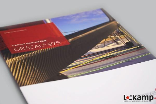 Farbkarte ORACAL 975 Premium Structure Cast