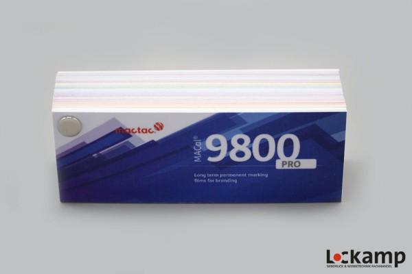 Farbfächer MACal 9800 Pro
