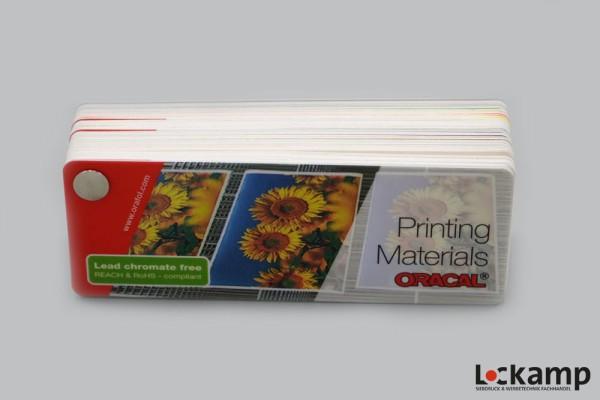 Farbfächer ORACAL Printing Materials
