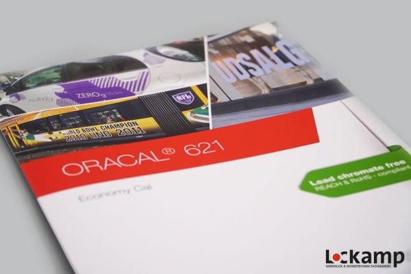Farbkarte ORAFOL ORACAL 621