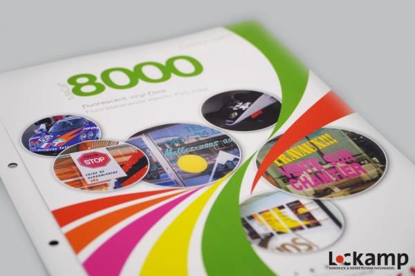 Farbkarte MACal 8000