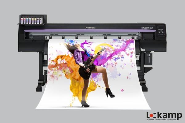 Mimaki CJV300-160plus Print&Cut System