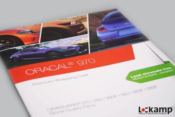 Farbkarte ORACAL 970 / ORAGUARD
