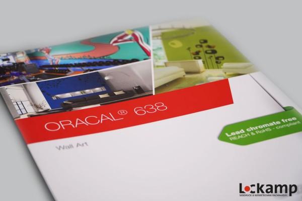 Farbkarte ORAFOL ORACAL 638 Wall Art