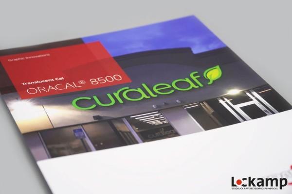 Farbkarte ORACAL 8500 Translucent Cal