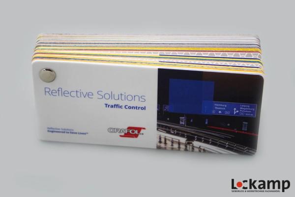 Farbfächer Reflective Solutions - Traffic Control