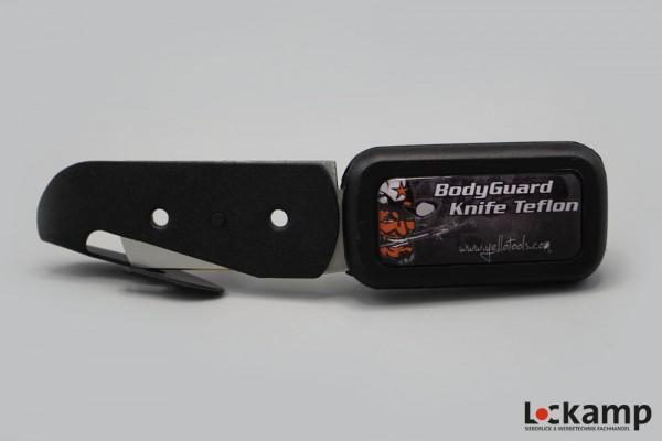 Yellotools BodyGuideKnife Teflon