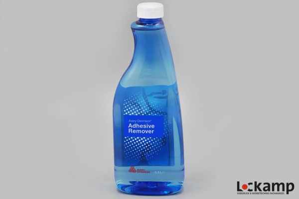Avery Dennison Adhesive Remover